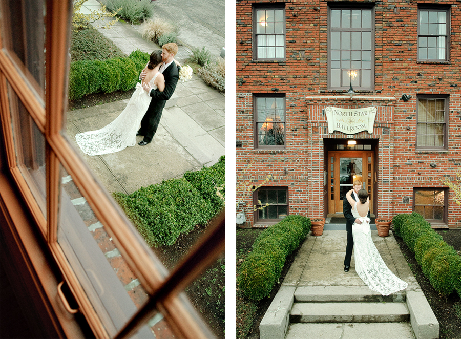 Portland Oregon Wedding Photography North Star Ballroom