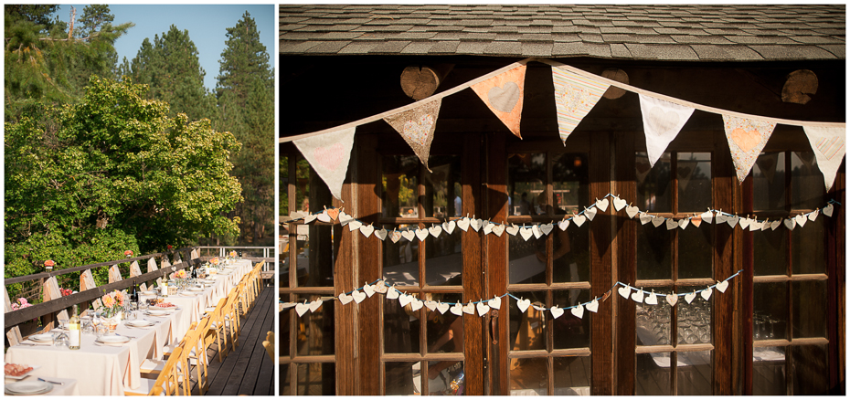 Margaret Jeremiah House On Metolius Wedding Portland