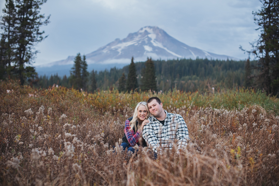 017 mt hood sunset engagement photography