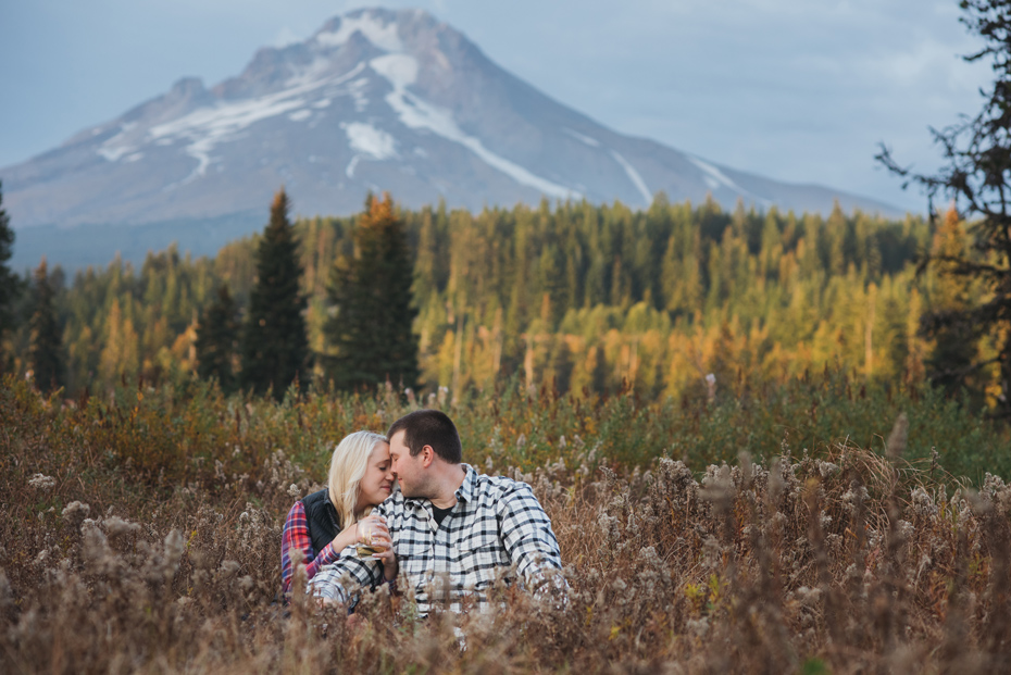 020 mt hood sunset engagement photography