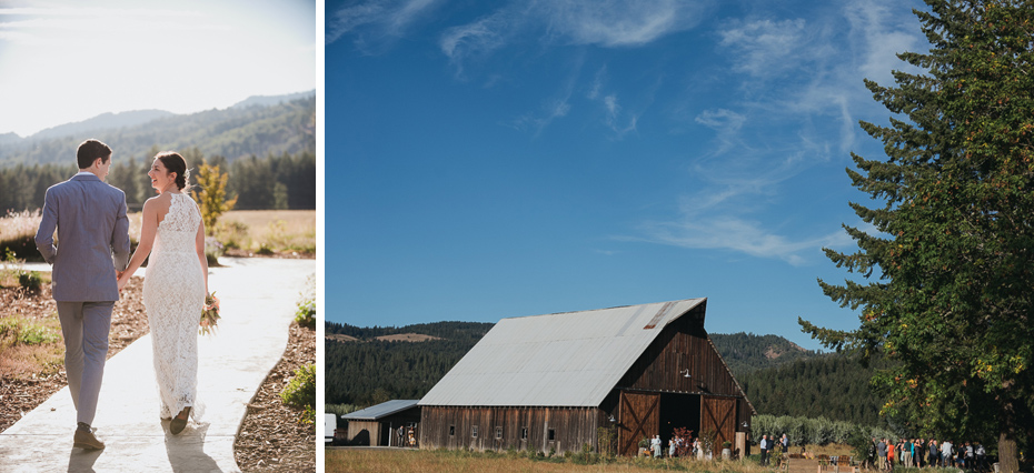 030 tin roof barn columbia gorge wedding