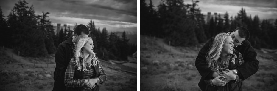 033 mt hood sunset engagement photography