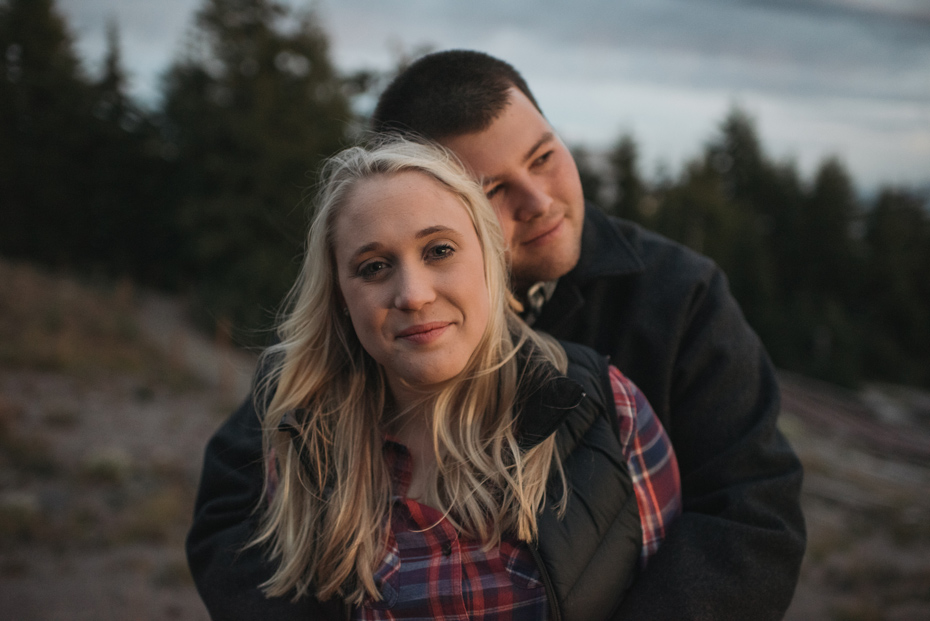 035 mt hood sunset engagement photography