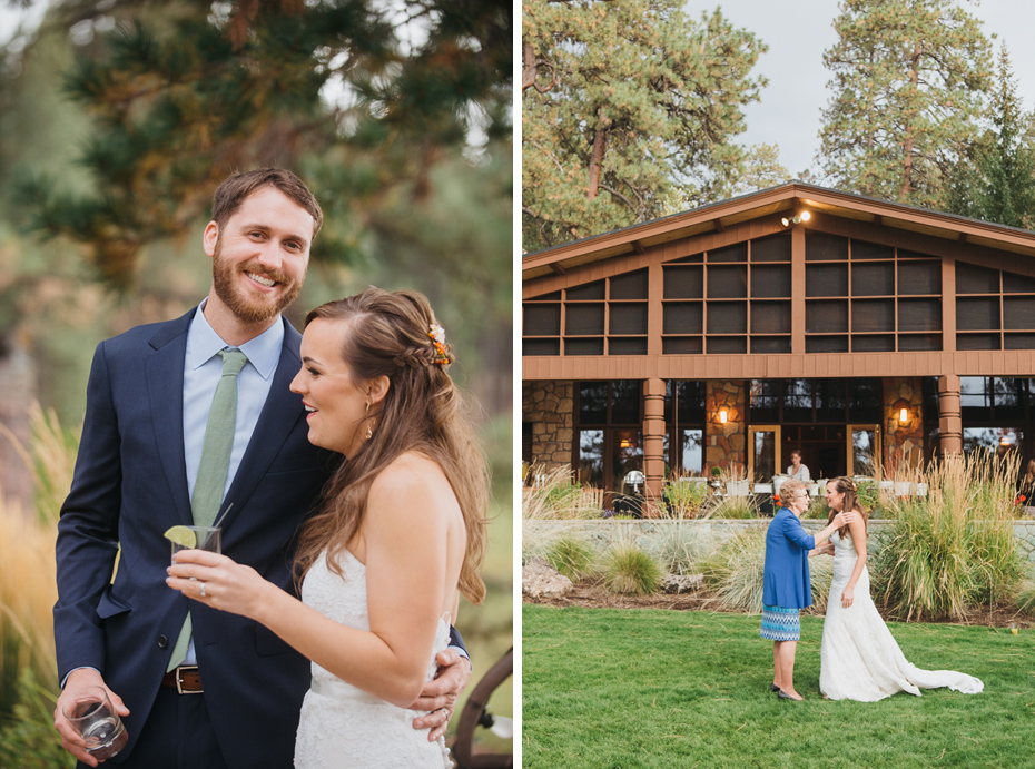 080 house on metolius central oregon wedding