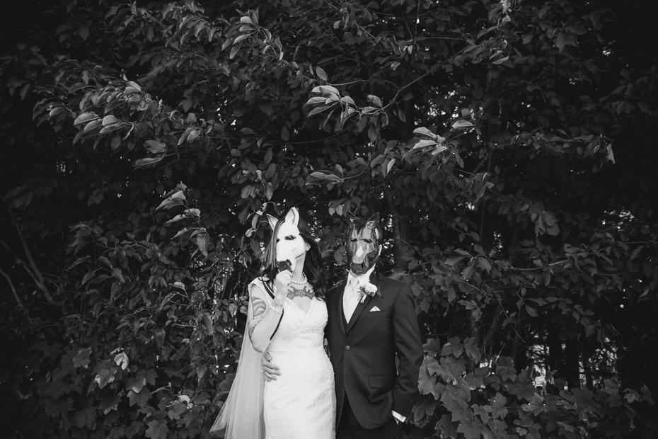 055 mount hood organic farms wedding with masks