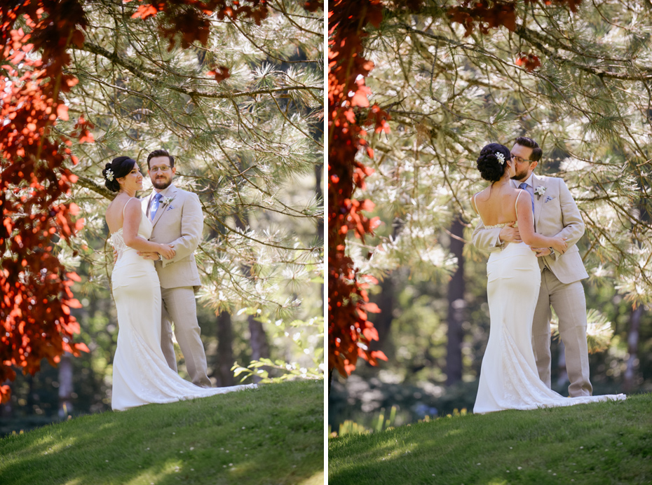 009 bridal veil lakes oregon wedding