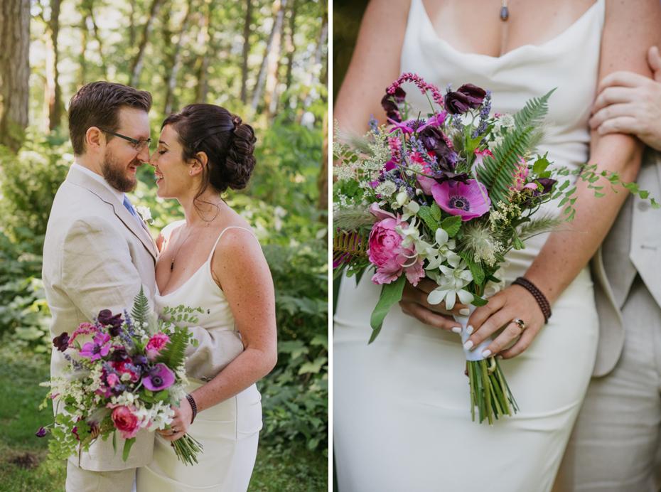 017 bridal veil lakes oregon wedding
